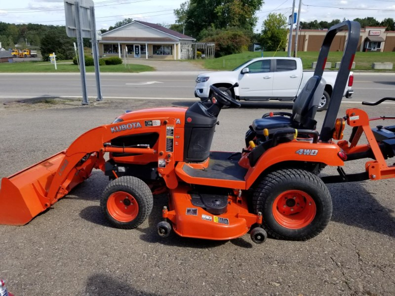 2012 Kubota BX2660TV60 Tractor For Sale