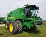 Combine For Sale2013 John Deere S670