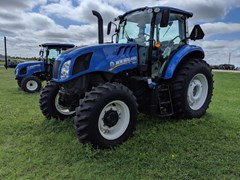 Tractor For Sale 2016 New Holland TS6.130 , 130 HP