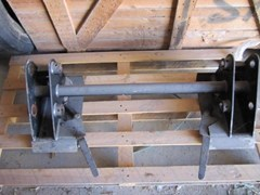 Front End Loader Attachment For Sale 2017 Case IH EURO style bracket loader mount