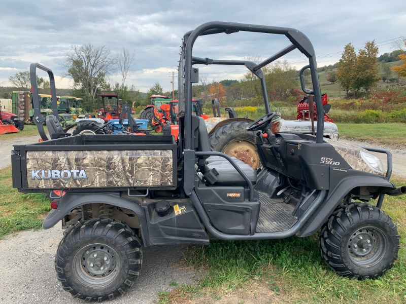 2015 Kubota RTVX900 Utility Vehicle For Sale
