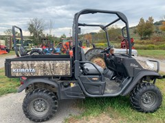 Utility Vehicle For Sale 2015 Kubota RTVX900