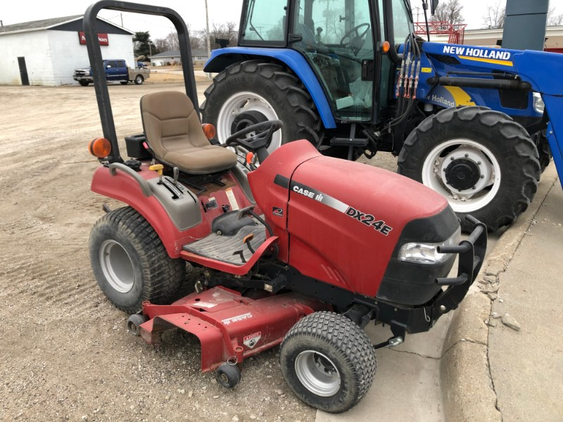 2005 Case IH DX24E Tractor For Sale