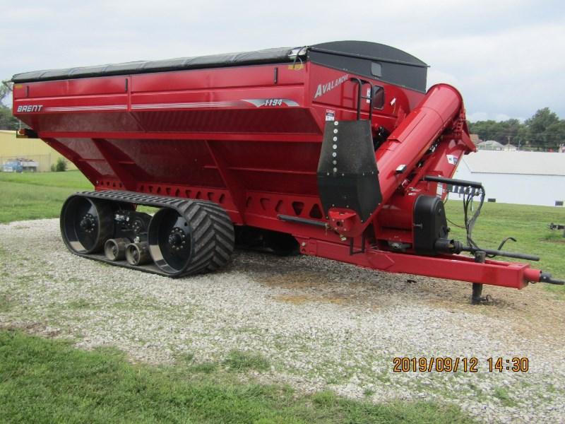 2011 Brent 1194 Grain Cart For Sale