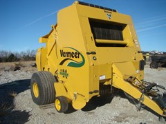 Baler-Round For Sale 2012 Vermeer 605SM