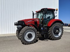 Tractor For Sale 2017 Case IH PUMA 185 , 185 HP