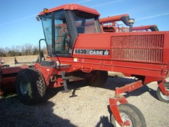 Windrower-Self Propelled For Sale 1996 Case IH 8830