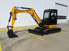 Excavator-Mini For Sale 2019 JCB 55Z - 1 T4