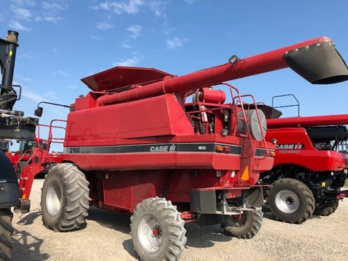 Combine For Sale:  Case IH 2166