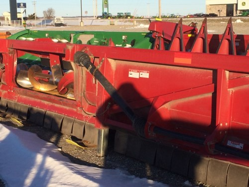 Header-Corn For Sale:  2013 Case IH 2612