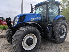 Tractor For Sale 2015 New Holland T7.175 , 140 HP