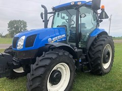 Tractor For Sale 2015 New Holland T6.175 , 145 HP
