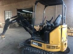 Excavator-Mini For Sale 2016 John Deere 26G