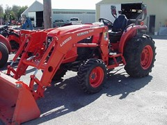 Tractor - Compact For Sale 2016 Kubota L5460HST , 54 HP