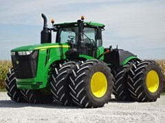 Tractor - 4WD For Sale 2018 John Deere 9570R , 570 HP