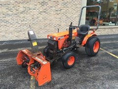Tractor For Sale Kubota B7100HST