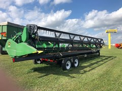 Header-Auger/Flex For Sale 2010 John Deere 630F