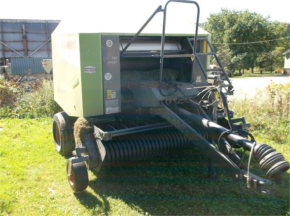 2013 CLAAS 350RC Baler-Round For Sale