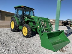 Tractor - Utility For Sale 2019 John Deere 5065E , 65 HP