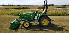 Tractor For Sale 2016 John Deere 3038E , 36 HP