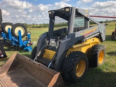 Skid Steer For Sale 2000 New Holland LS180