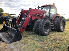 Tractor For Sale 2004 Case IH MX255 , 262 HP