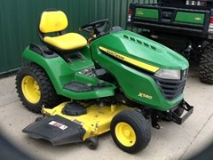 Riding Mower For Sale 2016 John Deere X580