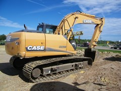 Excavator-Track For Sale 2012 Case CX210B , 160 HP
