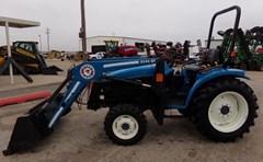 Tractor For Sale 2000 New Holland TC33DA , 33 HP