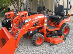 Tractor For Sale Kubota BX2680RV60D , 25 HP