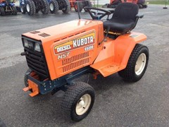 Tractor For Sale 1984 Kubota G5200H , 14 HP