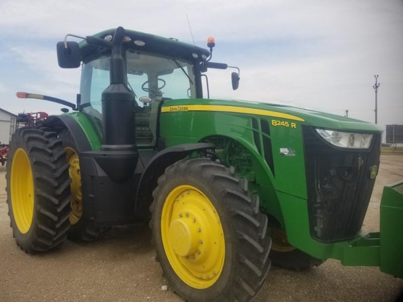 2014 John Deere 8245R Tractor For Sale