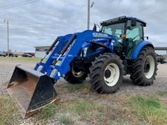 Tractor For Sale 2013 New Holland T4.105 , 106 HP