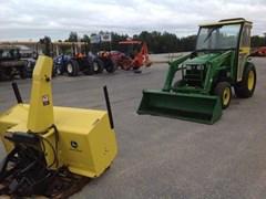 Tractor For Sale 2002 John Deere 4410 , 34 HP