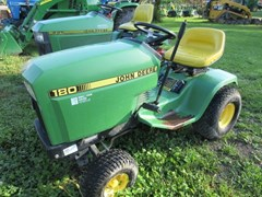 Lawn Mower For Sale 1988 John Deere 180 , 17 HP