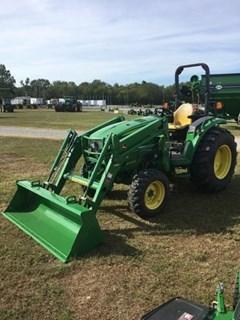 Tractor For Sale 2016 John Deere 4066R , 66 HP