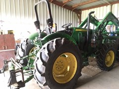Tractor For Sale 2017 John Deere 5085E , 70 HP