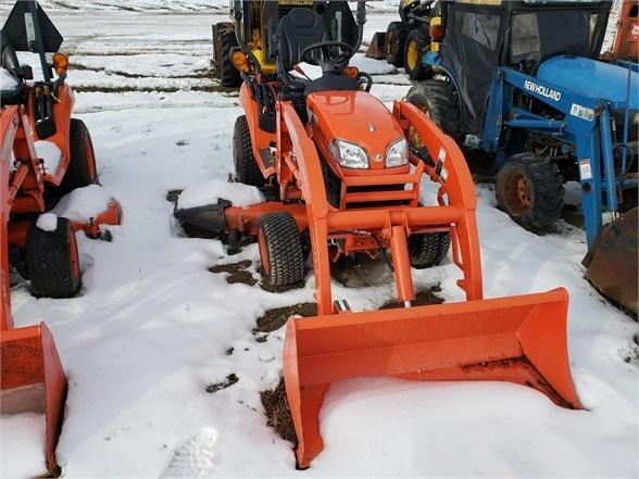 2013 Kubota BX2670RV Tractor For Sale