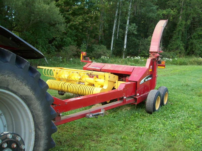 2006 New Holland FP230 Forage Harvester-Pull Type For Sale