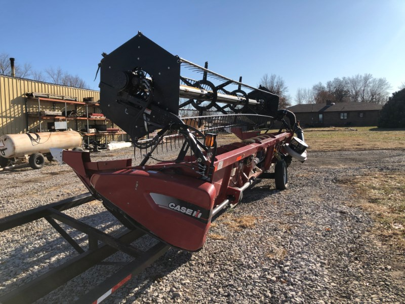2005 Case IH 2020 25' Header-Auger/Flex For Sale