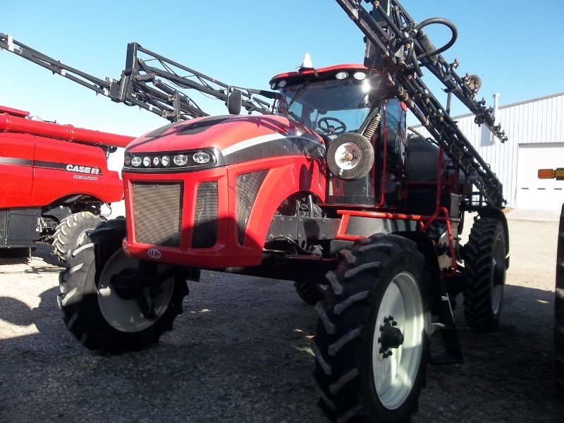 2012 Apache AS1020 90' Sprayer-Self Propelled For Sale