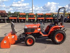 Tractor For Sale 1998 Kubota B7300HSD , 16 HP