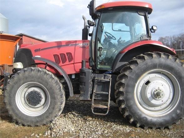 2007 Case IH Puma 195 Tractor For Sale