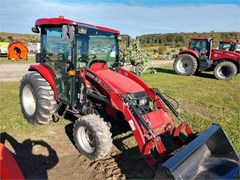 Tractor For Sale 2007 Case IH DX45 , 45 HP