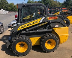 Skid Steer For Sale New Holland L220 T4B , 67 HP