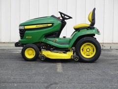 Riding Mower For Sale 2010 John Deere X534 , 25 HP