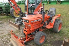 Tractor - Compact Utility For Sale 1984 Kubota B6200 , 15 HP