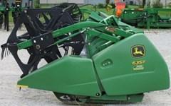 Header-Auger/Flex For Sale 2010 John Deere 635F
