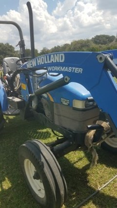 Tractor For Sale 2013 New Holland WKMTR75A , 75 HP