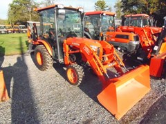 Tractor - Compact For Sale 2017 Kubota B2650HSDC , 26 HP